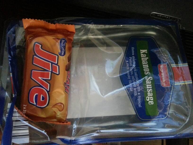If I eat it, I'll snap it <3-1413472375049.jpg