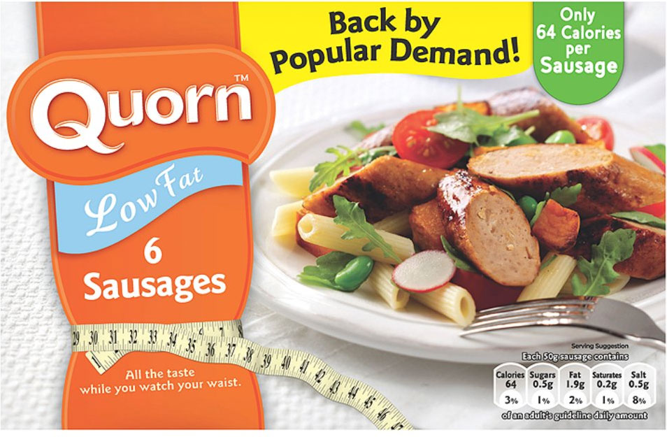 Which quorn sausages are free?-279644.jpg