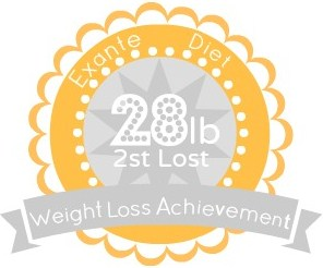 EXANTE Weight Loss Achievement Badges!-28lb.jpg