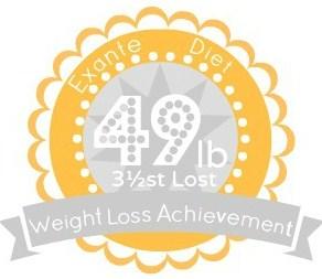 EXANTE Weight Loss Achievement Badges!-49lb.jpg