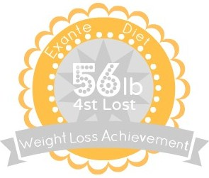 EXANTE Weight Loss Achievement Badges!-56lb.jpg