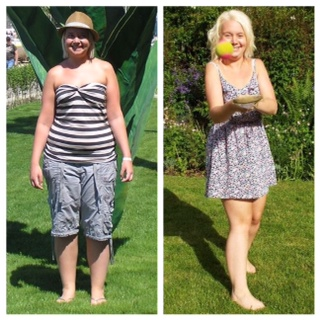 Mary's Journey to 10st -  Food Diary and other ramblings..-beforeandafter-.jpg