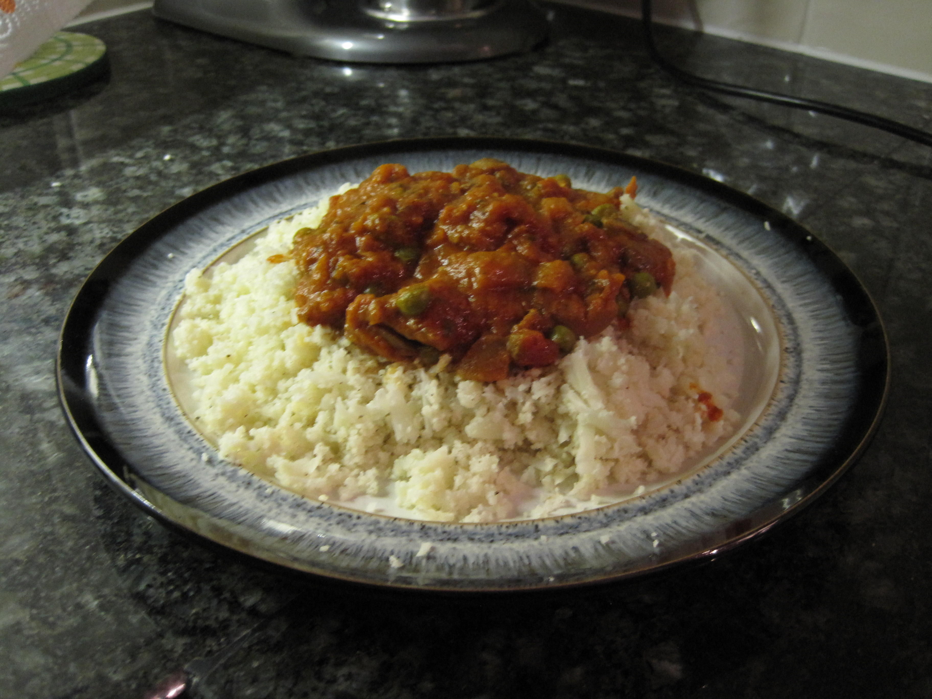 Fancy A Brew?  - My Diary-cauliflower-rice-.jpg