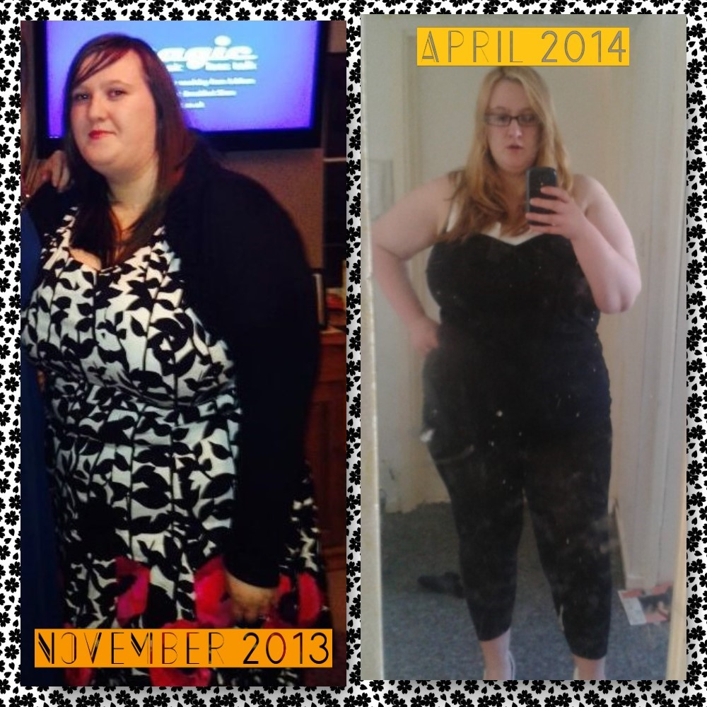 4 stone down... Many, many more to go-comparison.jpg