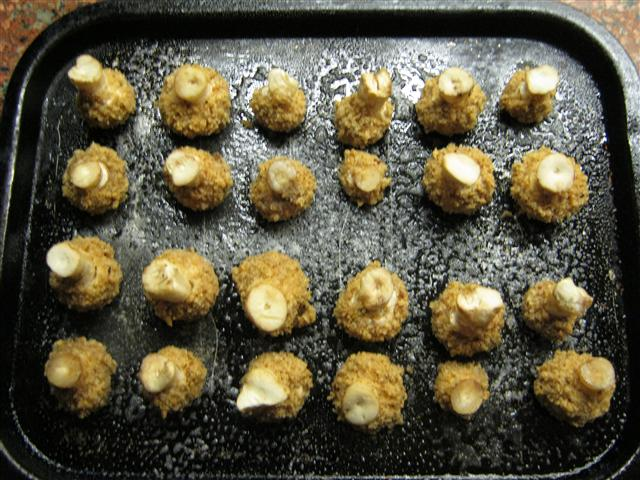 Name:  Garlic spiced mushrooms (Small).JPG