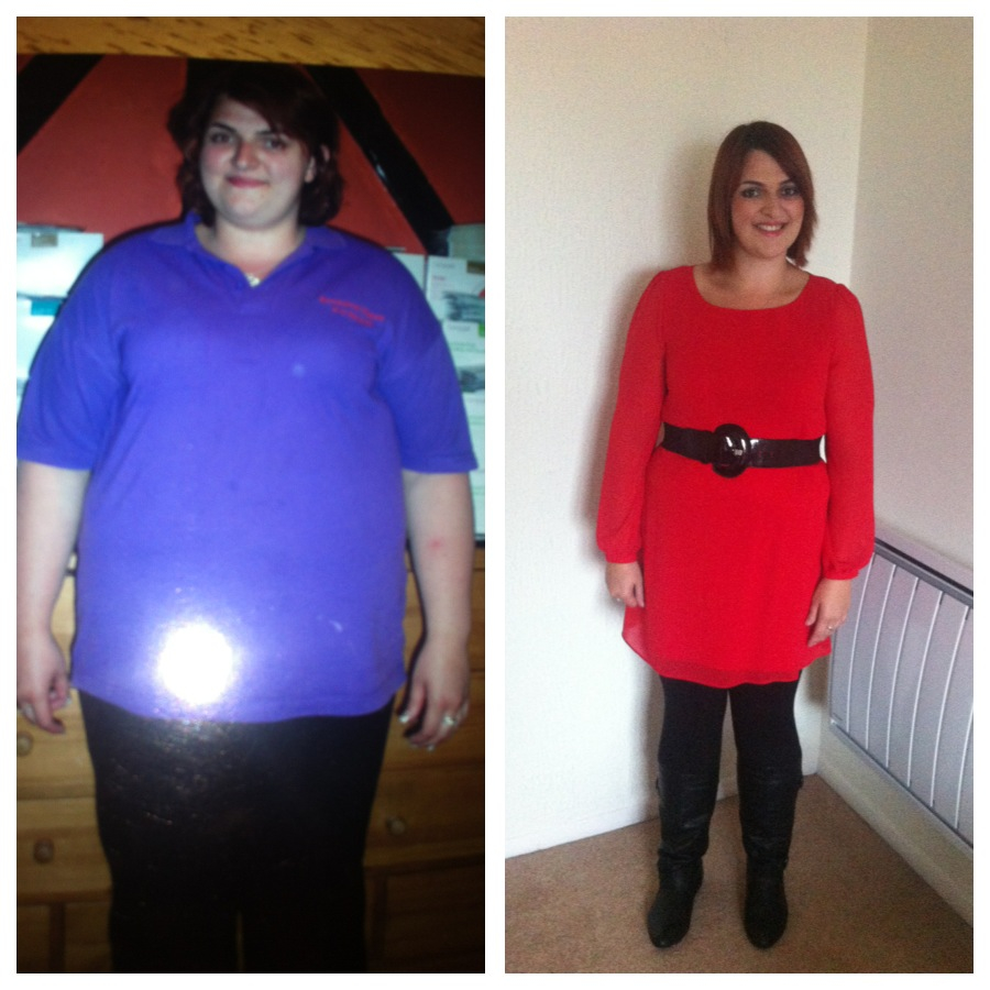 Almost 6 stone gone!