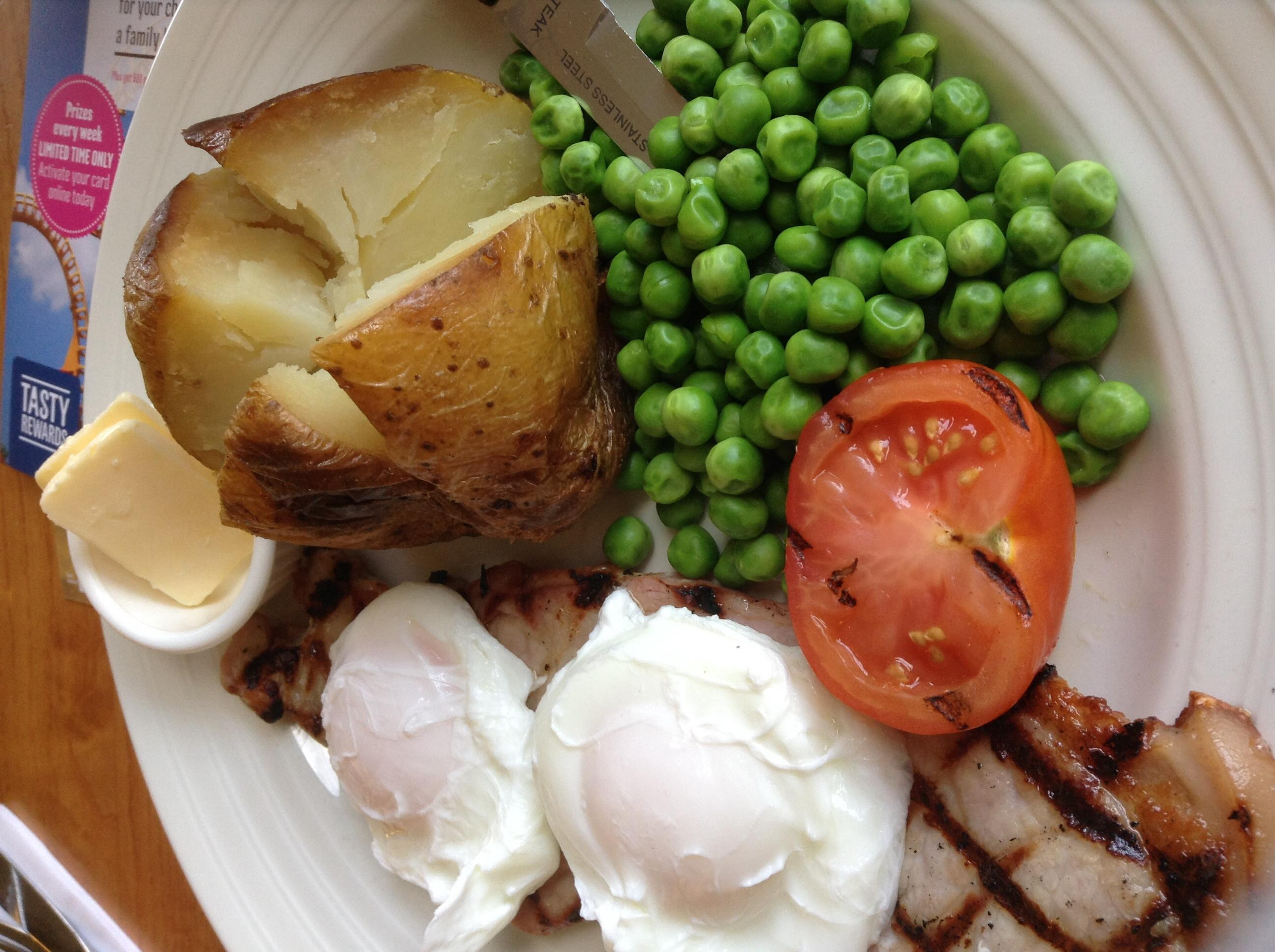 Table Table (Prem Inn) Gammon with poached eggs!-image.jpg