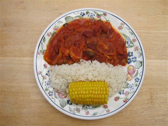 Name:  Mexican Chicken Chilli (Small).JPG