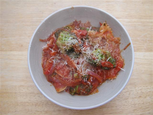 Name:  Pasta with spicy sauce (Small).JPG