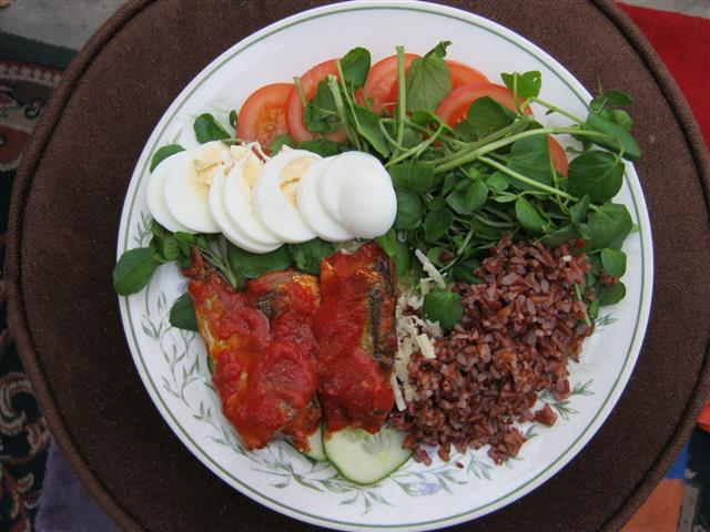 Click image for larger version.  Name:Red Comargue Rice salad (Small).JPG Views:223 Size:68.5 KB ID:118201