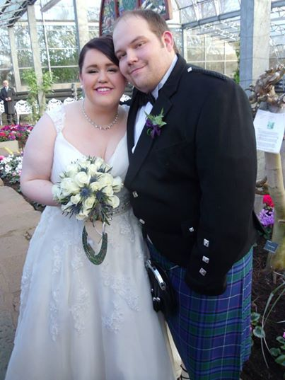 A Newlywed's Weight Loss Journey-wedding-day.jpg