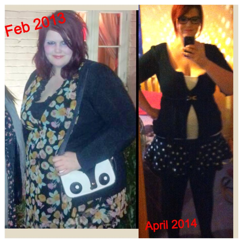 Losing 13.5st in pictures - 8st  gone so far!-weightloss6stone1progress.jpg
